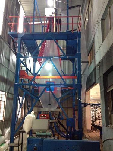 二层共挤吹膜机