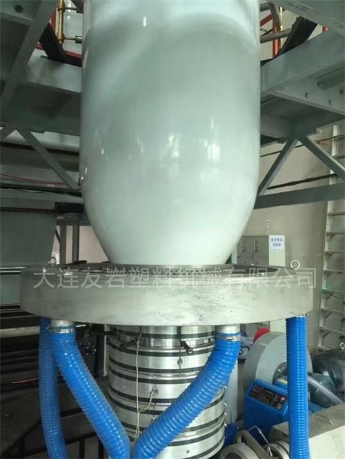 三层共挤吹膜机
