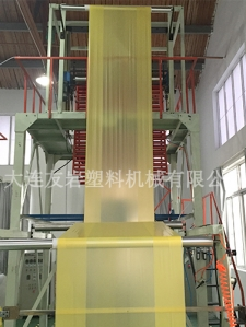 Monolayer film blowing machine